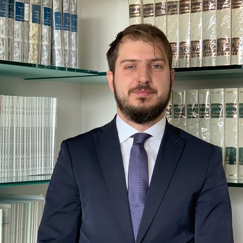 Lawyer Marcello Poggi