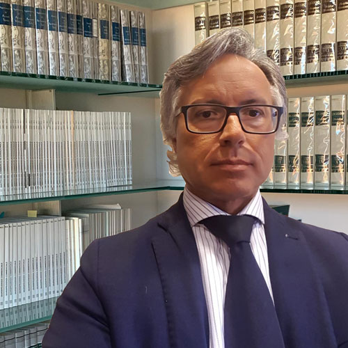 Lawyer Enrico Fedozzi